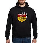 Germany Soccer Hoodie (dark)