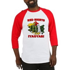 Personalized Red Shirts Iyaoyas! Baseball Jersey