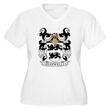 Harwell Family Crest Plus Size T-Shirt