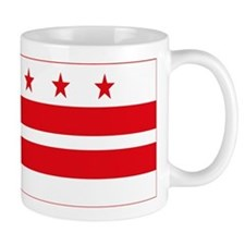 District of Columbia Mug