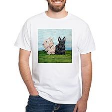 Laddie and Maddie 11x11 T-Shirt