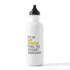 Its An East Hampton Th Water Bottle