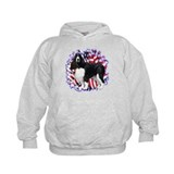 English Springer Patriotic Hoodie