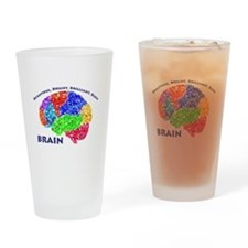 BBBB Brain Drinking Glass