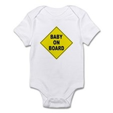 Baby on Board Infant Bodysuit