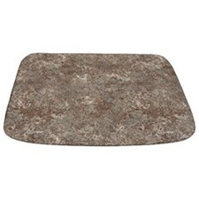 Rough Brown Granite MAT Bathmat