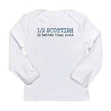 halfscottish Long Sleeve T-Shirt