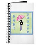 Baby Shower Blue Journal