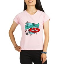 Bowling Babe Performance Dry T-Shirt