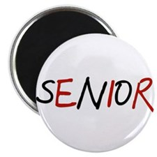 Unique Senior Magnet