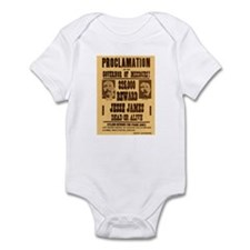 Jesse Dead or Alive Infant Bodysuit