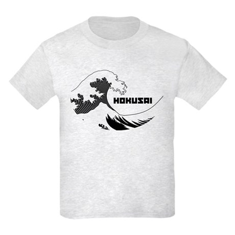Hokusai Wave Kids Light T-Shirt