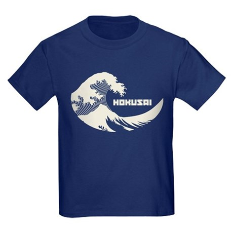 Hokusai Wave Kids T-Shirt