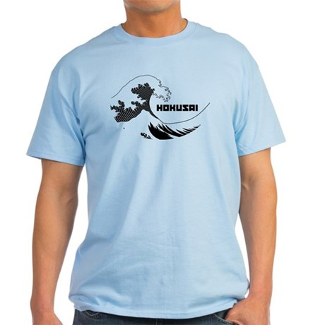Hokusai Wave Light T-Shirt