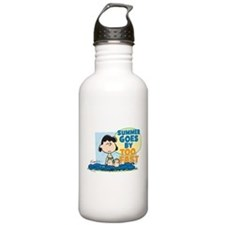 The Peanuts: Summer Go Sports Water Bottle