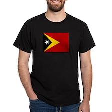 Timor-Leste Flag T-Shirt