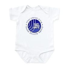 ISA: Shabak (Shin Bet) Infant Bodysuit
