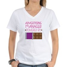 Advertising Manager powered Shirt