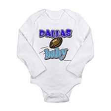 Unique Baby cowboy Long Sleeve Infant Bodysuit