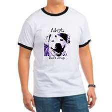 Adopt Dont Shop Dog T-Shirt