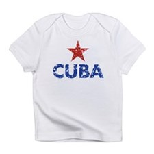 Cute Cuba Infant T-Shirt