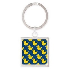 Blue and Yellow Rubber Duck, Ducky Keychains