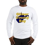 Gilmer County Boy Long Sleeve T