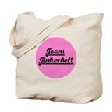 Team Tinkerbell - Paris Dog Tote Bag