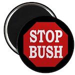 Stop Bush Magnet