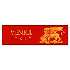 Venice Coat of Arms Car Sticker