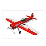Unique Rc airplanes Postcards (Package of 8)