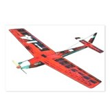 Cool Rc airplanes Postcards (Package of 8)