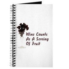 Wine Diet Journal