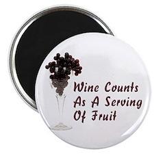 Wine Diet Magnet