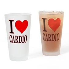 Cardio Drinking Glass