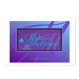 Madison Harp Orchestra Postcards (Package of 8)