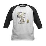 Snoopy Long Sleeve T Shirts