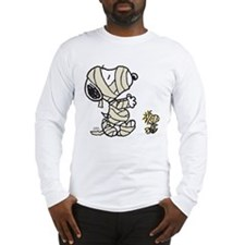 Mummy Snoopy Long Sleeve T-Shirt