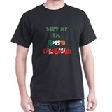 Kiss Me I'm Irish Canadian  T-Shirt