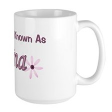 Soon To Be Known As Nana Mug