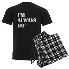 Im always right (angle) Pajamas