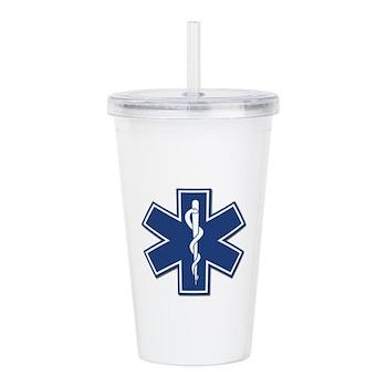 EMS EMT Drink Tumbler