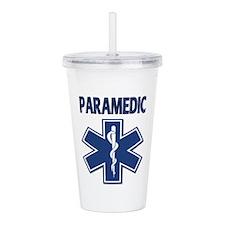 Paramedic EMS Acrylic Double-wall Tumbler