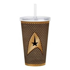 Star Trek Symbol Acrylic Double-wall Tumbler