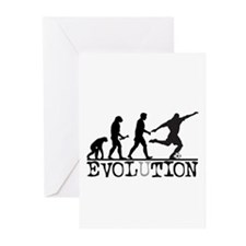 EVOLUTION Soccer Greeting Cards (Pk of 10)