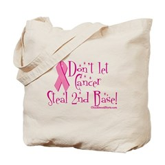 Don't let Cancer Tote Bag