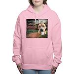 godmadedogs.png Women's Hooded Sweatshirt