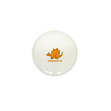 Cute Stegosaurus Mini Button (100 pack)