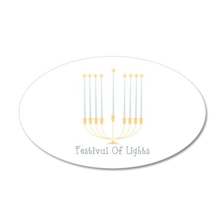 Festival Of Lights Wall Decal