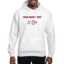 Custom XO Love Hoodie